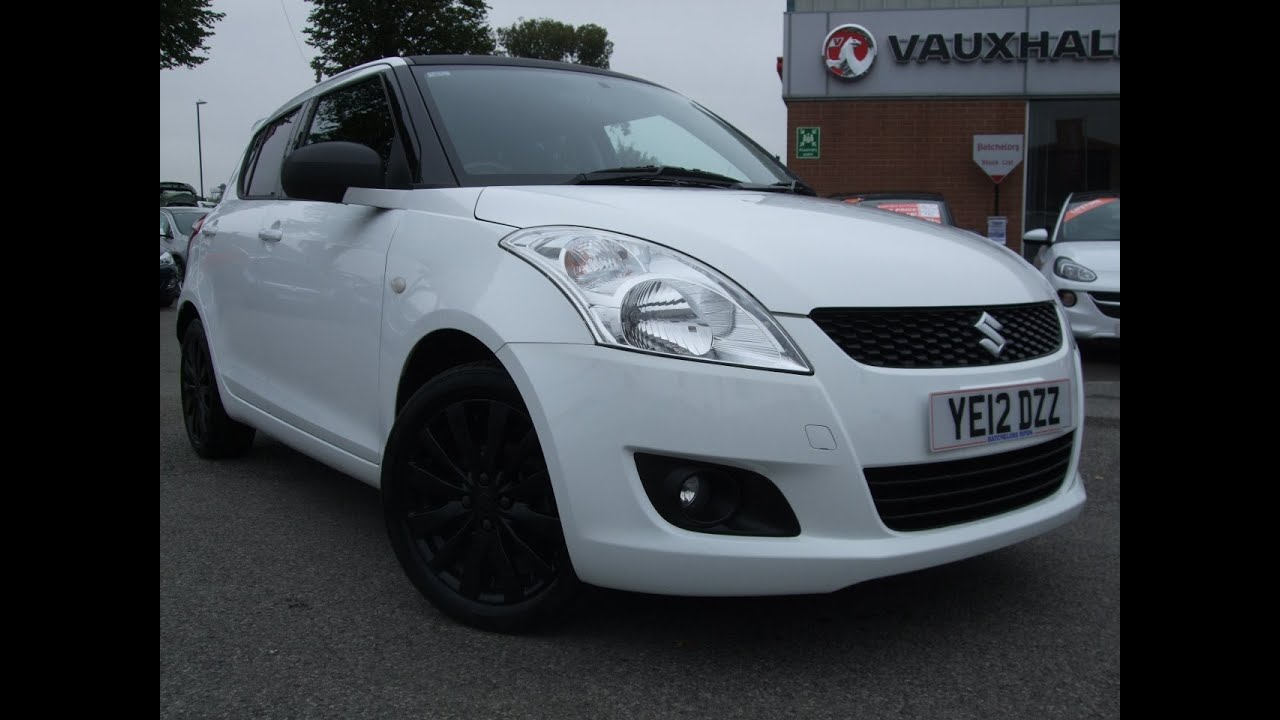 2012 suzuki swift attitude 12l batchelors of ripon