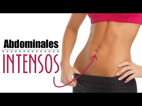 ejercicios para poner el abdomen plano y duro
