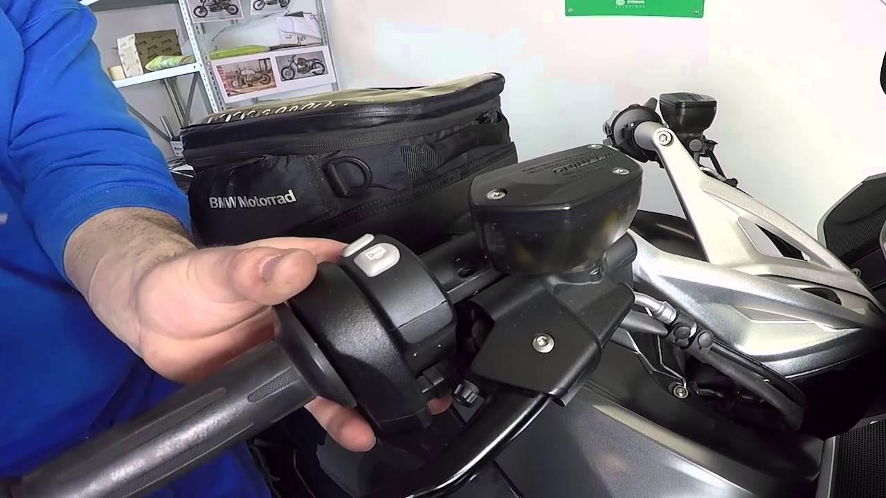 Handprotektoren BMW K1600GT & K1600GTL - Motorradzubehör