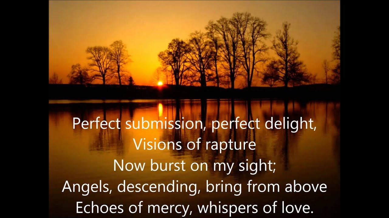blessed assurance Lyrics: blessed assurance, jesus is mine o what a foretaste of glory divine heir of salvation, purchase of god, born of his spirit, washed in his blood.