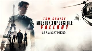 MISSION: IMPOSSIBLE - FALLOUT | CLIP BATHROOM FIGHT | DE