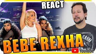 bebe rexha marcio guerra reagindo react reação dance pop rb hip hop