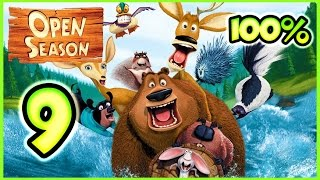 Open Season Walkthrough Part 9 (X360, Wii, PS2, PC, XBOX) 100% Mission 18 - 19