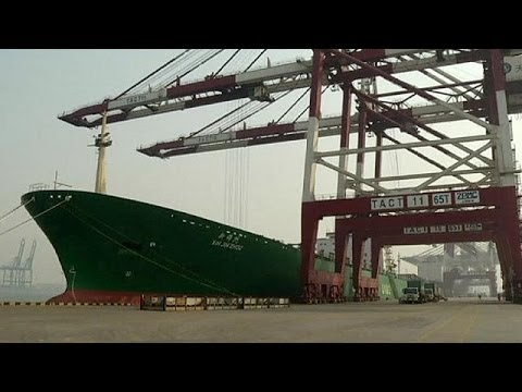 China import fall indicates all is not well - economy