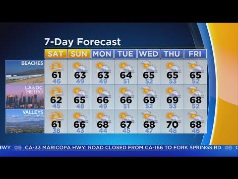 CBSLA Morning Weather Brief (Feb. 23) – Los Angeles Alerts