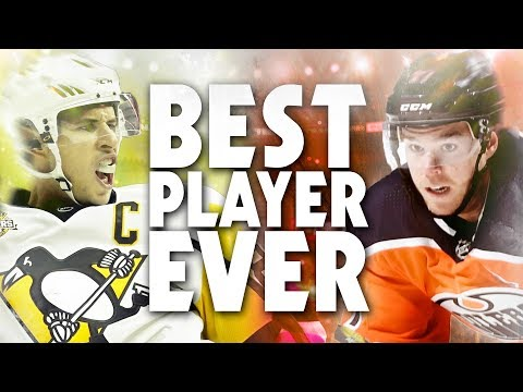 CROSBY VS MCDAVID | BEST PLAYER EVER | NHL | ARCADE REGIMENT