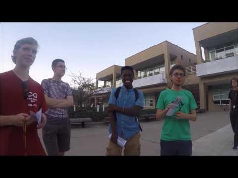 Oberlin College Atheist Students Vs Preacher   Atheist vs Christian Debate   Atheist Gets Schooled