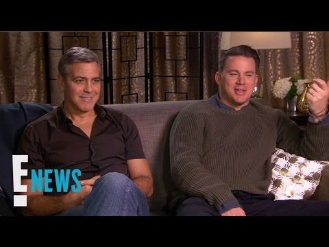 George Clooney Plans to Kill It on Valentine's Day  Celebrity Sit Down  E!