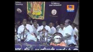Thiruvaiyaru  2013 -Thirukalar Dorai Barathidasan -Nadhaswaram _Sree Raguvara-Kambothi -AK P.Thavil