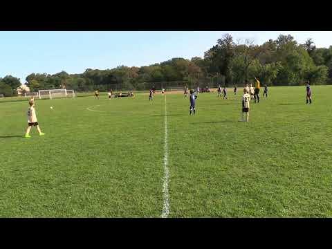Bethesda U11 (2007) vs Pipeline - EDP league - 2017