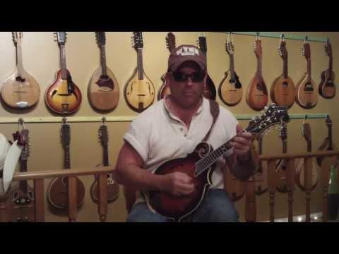 """Berry Wynn  aka (The Mandolin Cool Man)   """"High Strung"""" Written by Berry Wynn"""