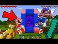 HOW TO MAKE A PORTAL TO THE SONIC.EXE DIMENSION - MINECRAFT SONIC.EXE