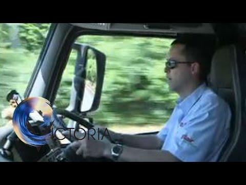 """""""I'm a trucker not an immigration officer"""" BBC News"""