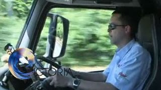 """I'm a trucker not an immigration officer"" BBC News"