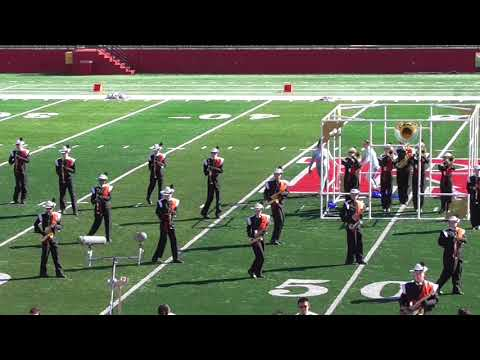 Somerville High School Marching Band 2017