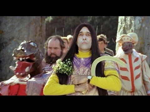 The Wicker Man v The Coral (Don't Think You're the First)
