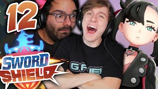 Pokemon Sword and Shield Gameplay Walkthrough Part 12: Team Yell!