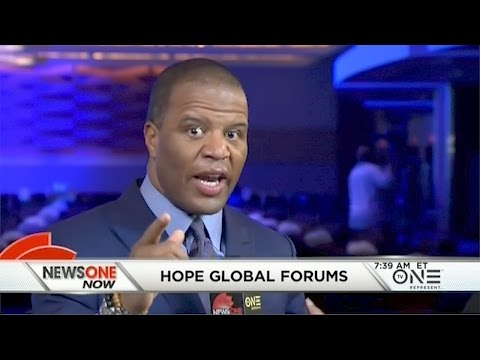 Too Much Month At The End Of Your Money? John Hope Bryant Talks 'Silver Rights' & Hope Global Forums