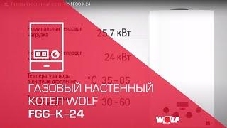 Газовый настенный котел Wolf FGG-К-24(, 2017-04-21T08:48:37.000Z)