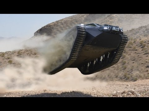 Ripsaw Ev2 For Sale >> Ripsaw Ev2 Super Tank Luxury Vehicle Offical Desert Footage