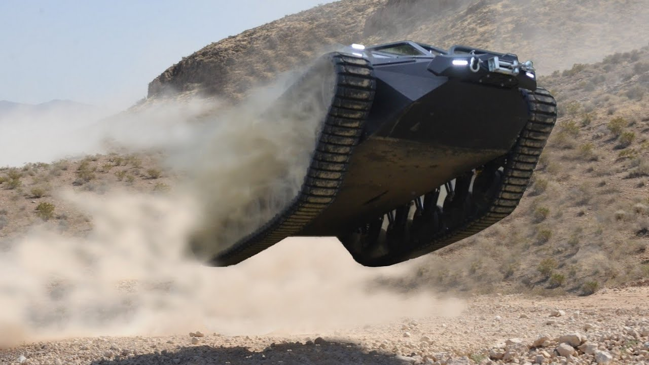 Ripsaw Ev2 For Sale >> Ripsaw Ev2 Super Tank Luxury Vehicle Offical Desert Footage Rc Adventure
