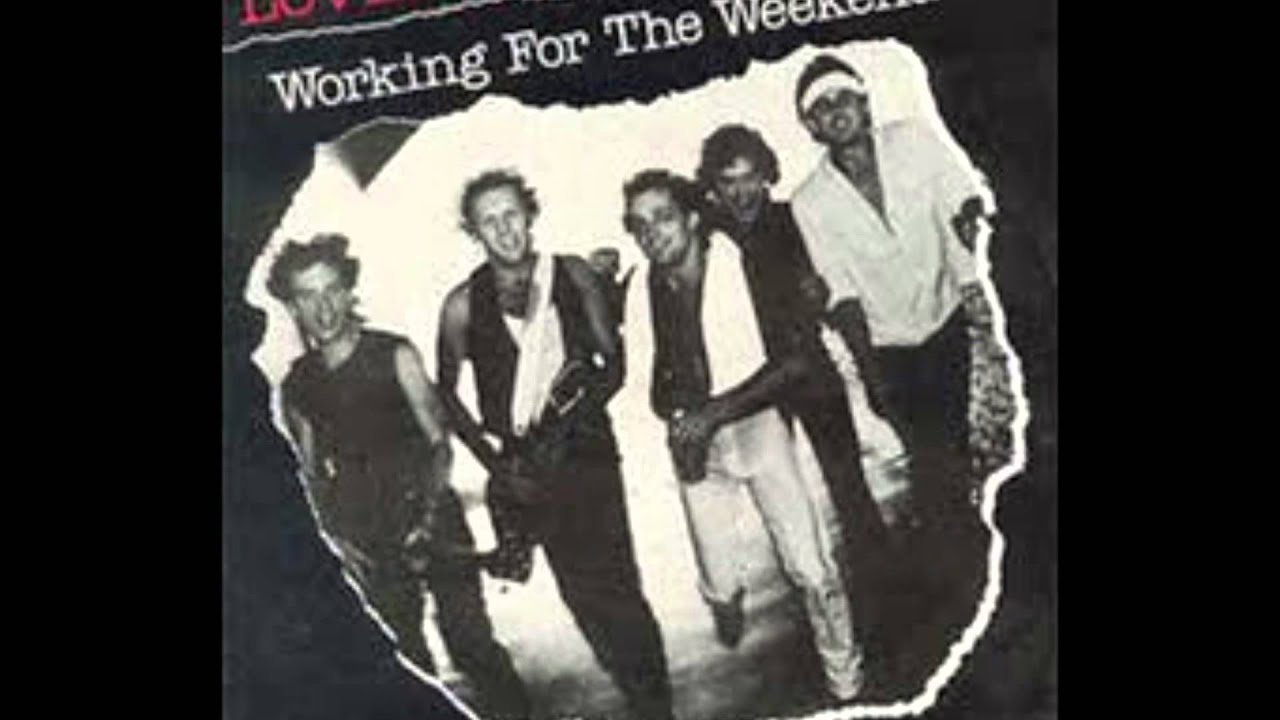 loverboy working for the weekend mp3
