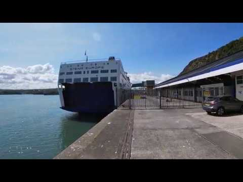 Fishguard Ferry Terminal - Bike Rides In South Wales