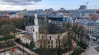 La Belgique veut reprendre le contrôle de sa Grande mosquée