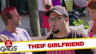 Instant Accomplice: My Date is a Thief Prank