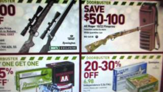 guns ammo dick s sporting goods thanksgiving sale