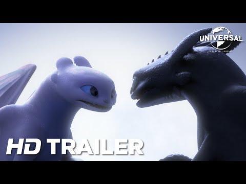 Como Treinar O Seu Dragão 3 - Trailer 2 Dublado Universal Pictures