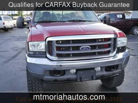 Ford F  Sel Xlt Used Cars Memphistennessee