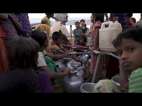 يونيسيف تحذر من خطورة وضع مئات الآلاف من أطفال الروهينغا المسلمين  - نشر قبل 4 ساعة