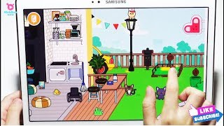 Toca Life: Pets Toca Boca Education Pretend Play Android (Mobil) Gameplay (HANDYCAM) Video