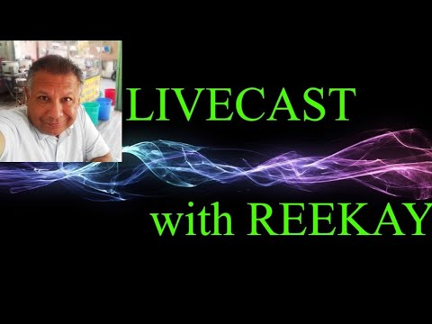 Livecast W/Reekay - Let's Chat - Oct. 22, 2019