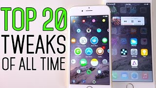 Top 20 iOS 8 Cydia Tweaks Of All Time - 8.1.2 & 8.1.1 TaiG Jailbreak Compatible