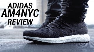 cheap for discount b990e 2f418 ADIDAS SPEEDFACTORY AM4NYC REVIEW