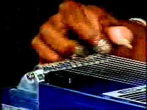 Learn the Pedal Steel Guitar of Chuck Campbell