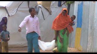 ملايين الصوماليين يعيشون بمخيمات اللجوء