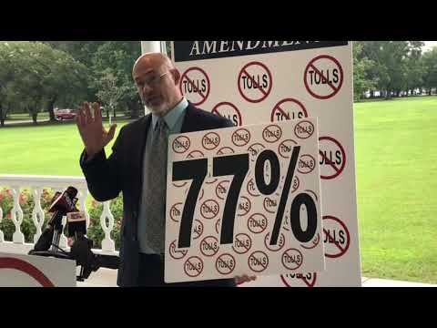 Poll shows 77% of Mobile, Baldwin voters oppose toll for I-10 project