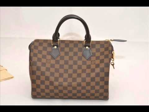 45a0ef40cca1 Louis Vuitton Authentication - ITEM 24 Damier Speedie - YouTube
