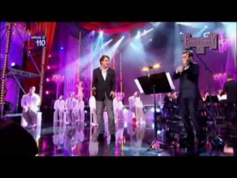 F.Cabrel  C'est Ecrit  - Live - (sidaction 2011) (MC)