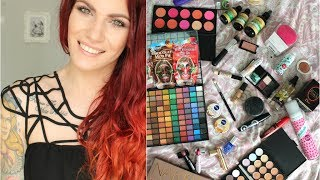 HUGE Beauty Haul ✿ MAC, BornPrettyStore, Seventeen, Boots etc Thumbnail