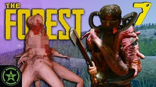 Creep Off - The Forest (#7) | Let