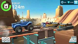 MMX Hill Dash 2 – Offroad Truck, Car & Bike Racing #2 | Android Games | Friction games