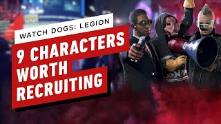 9 Characters Worth Recruiting in Watch Dogs: Legion