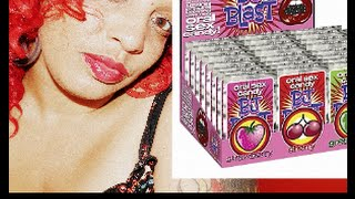 BJ BLAST (ORAL SEX CANDY) SEX TOY SUNDAY REVIEW