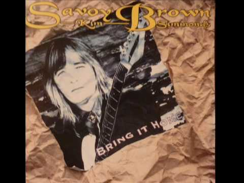 Savoy Brown - Little Wheel