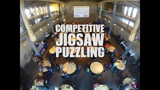 GoPro: Time-Lapse of Competitive Jigsaw Puzzling