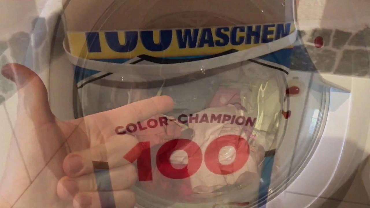 Buntwasche waschen temperatur